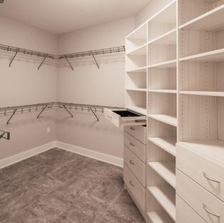 650th Avenue Master Closet