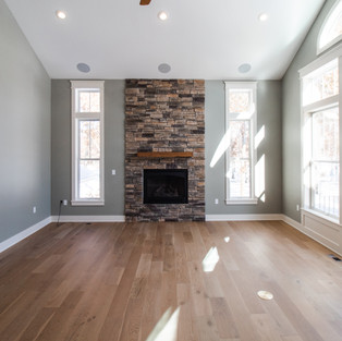 227th Place Living Room