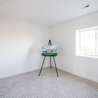 2019 P.O.H. Basement Bedroom