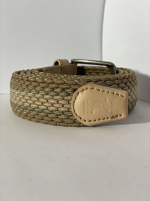 3 Tones of Gold Elastic Belt