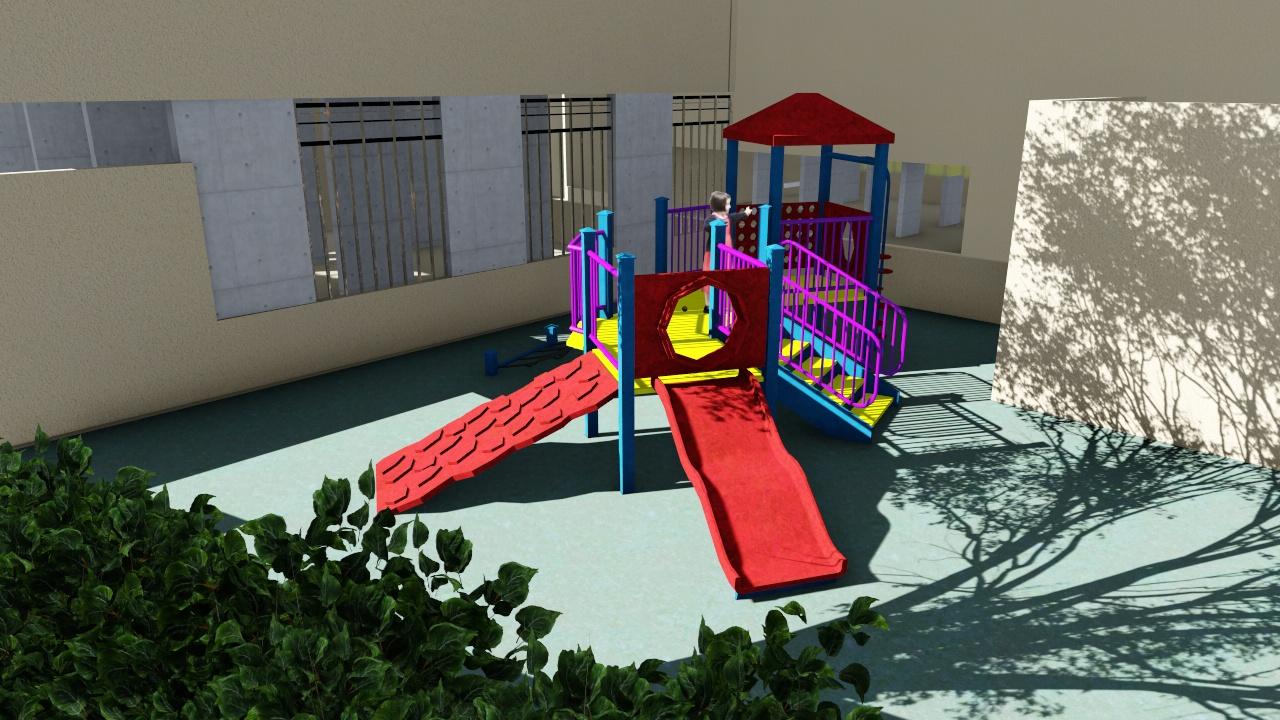 Cond. SBC Playground