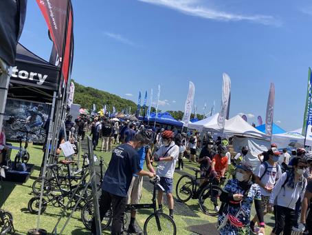 CYCLE MODE RIDE OSAKA 2021