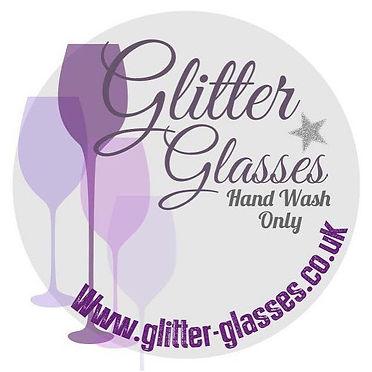 Glitter Glasses Logo