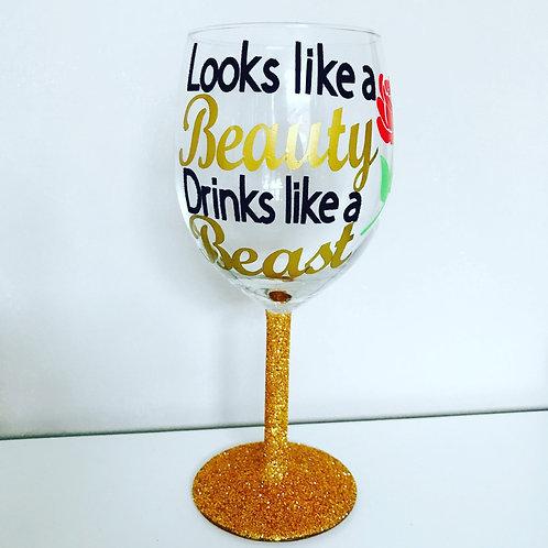 Looks like a Beauty, drinks like a Beast