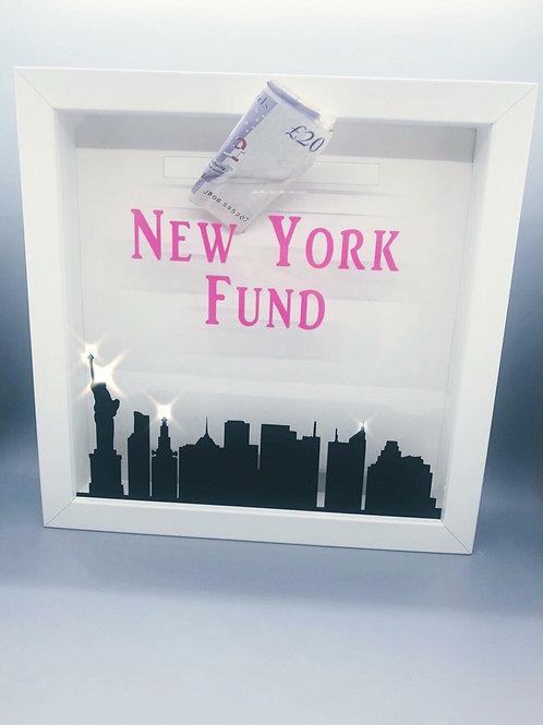 Travel Fund Money Box Frame