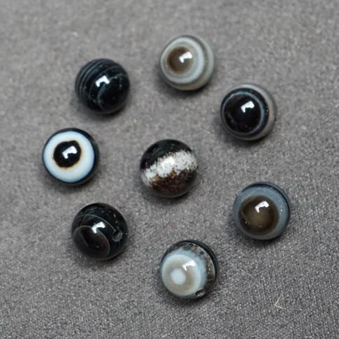 Sardonyx / Agate, Bull's Eye