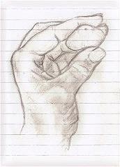 Wax-Up- Sketch, Pencil
