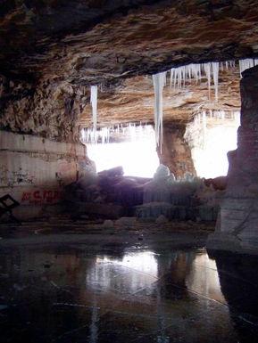 Ice Ice Cavey