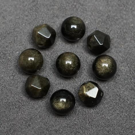 Obsidian, Gold Sheen