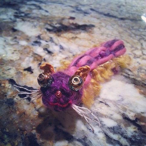 Cheshire Caterpillar