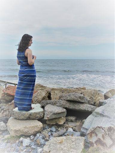 Kiks by the Sea