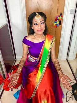 Mhendi Bride Rima