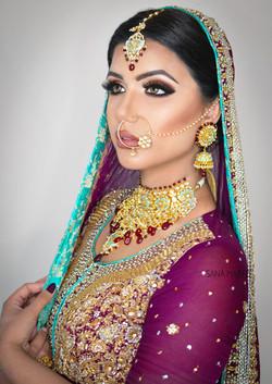 Sana Majeed makeup artist