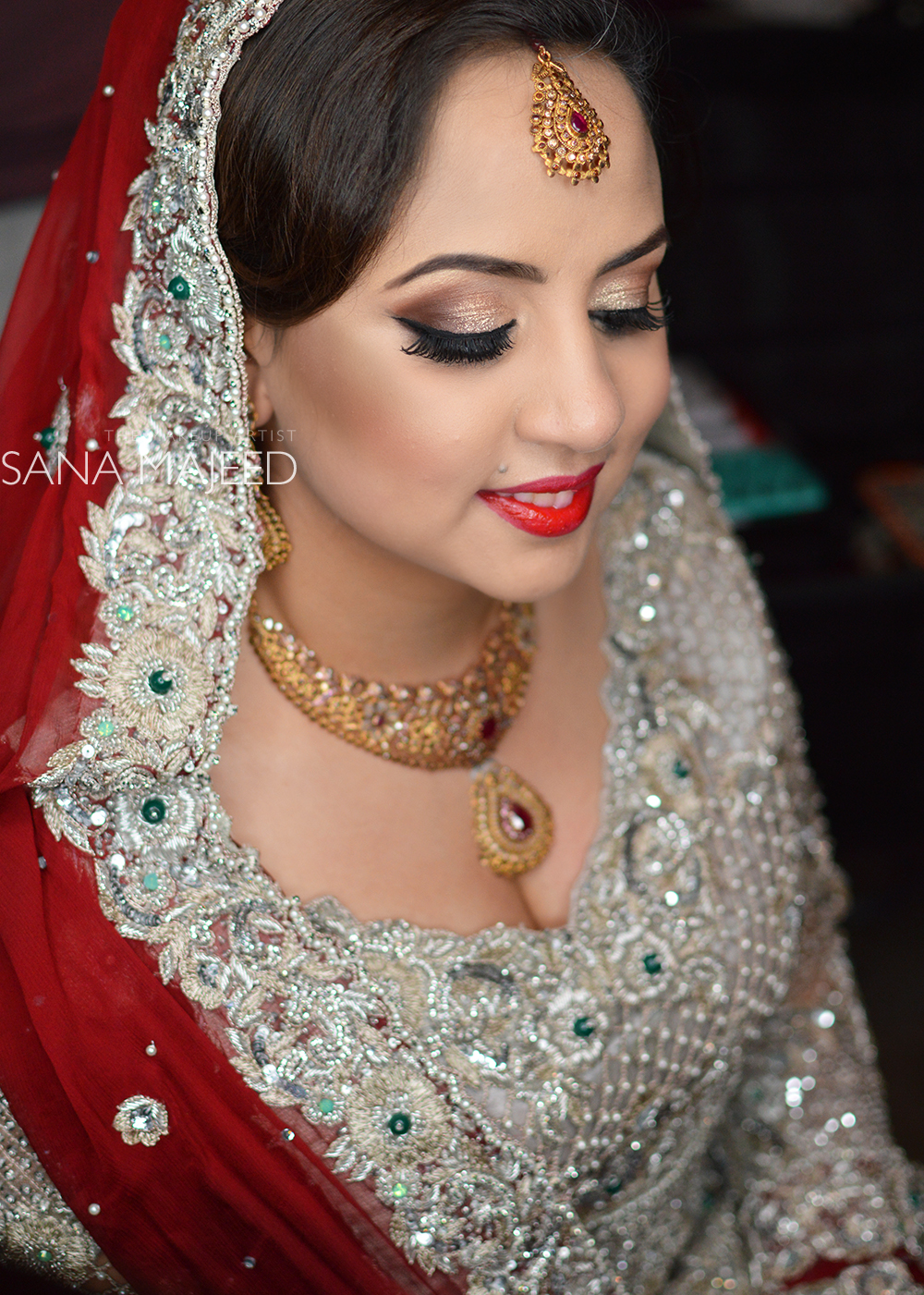 Flawless Bride
