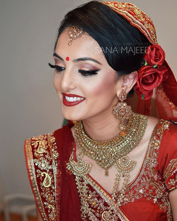 How beautiful is my bride Khush