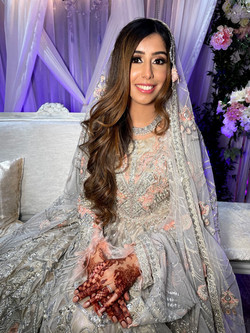 Nikkah Hair and Makeup