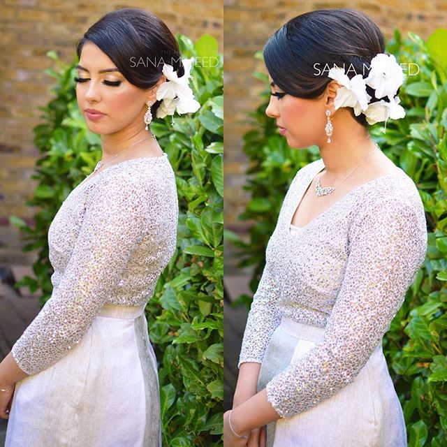 What a beauty! My pleasure creating this #hair and #makeup look for Caina-complementing her gorgeous