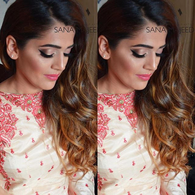 Beautiful Nosheen from a few days ago _) #mua #makeupartist #mualondon #brode#bridetobe#muasouthlond