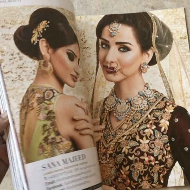 Check out my latest campaign in the Spring edition of _khushmag