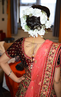 Traditional hair style