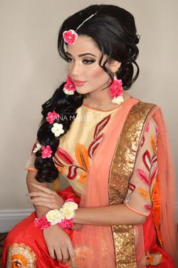 Stunning Mhendi Bride