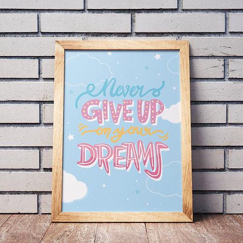 Quirky Dreams Poster