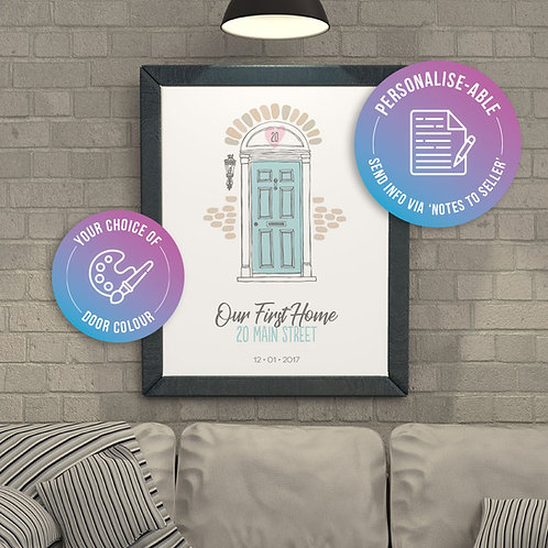 Our First Home [PERSONALISED]