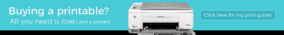 Printable Printing Guide
