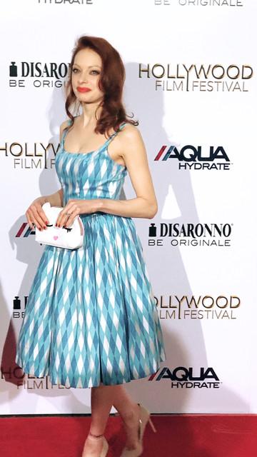 Hollywood Film Festival Honors Ed Asner