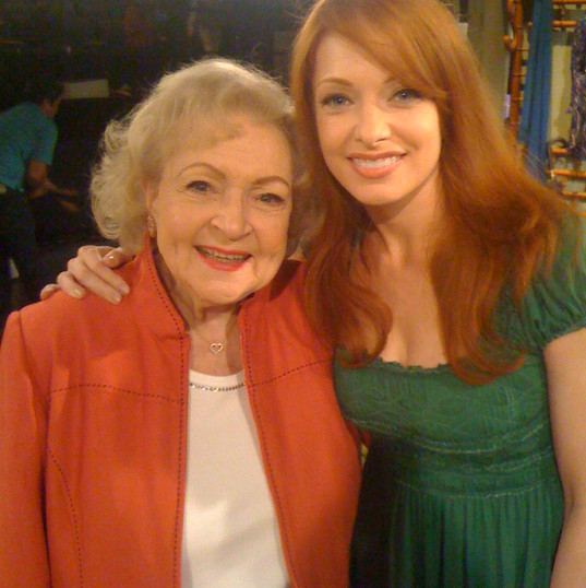 """""""Hot In Cleveland"""""""