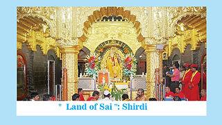 From Amravati To Shirdi