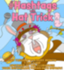 #Hashtags with Hat-Trick - Promo.jpg