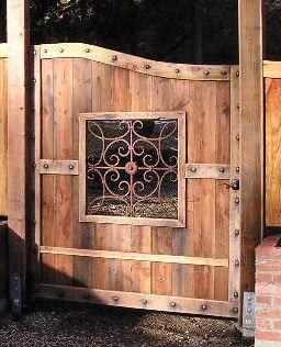 Custom & Unique Gate