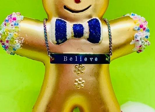 Believe Bracelet 2