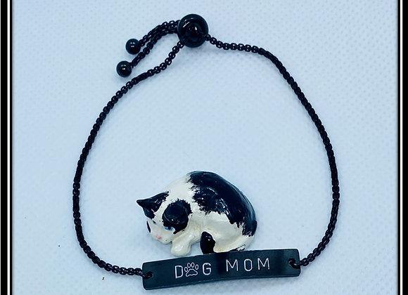 Dog Mom Bracelet