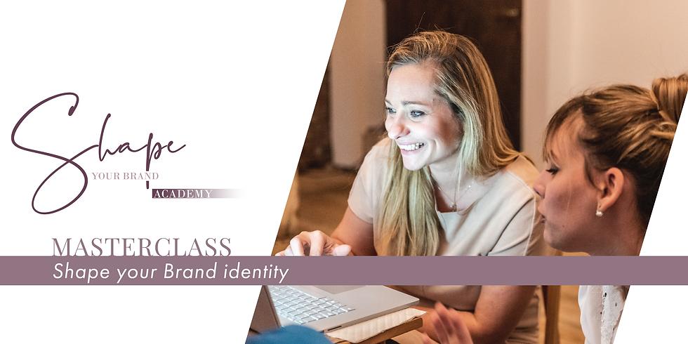 Shape your Brand identity