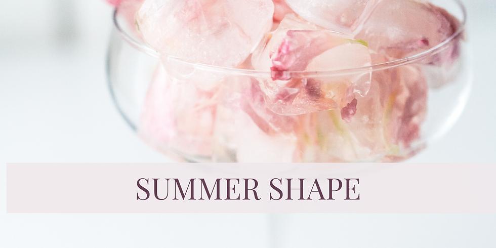 Summer Shape - Shape my brand