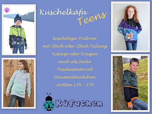 Kuschelkäfa Teens 134-176