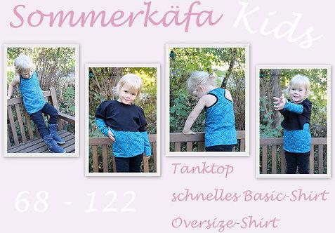 Sommerkäfa Kids 68-122