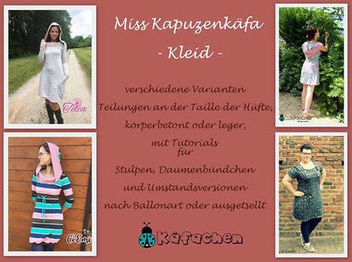 Miss Kapuzenkäfa - Kleid