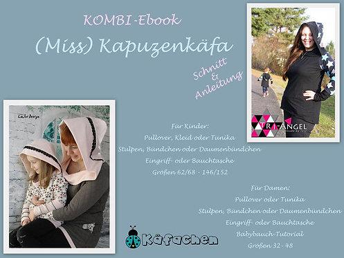 KOMBI (Miss) Kapuzenkäfa