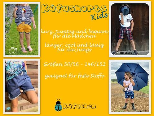 Käfashorts Kids