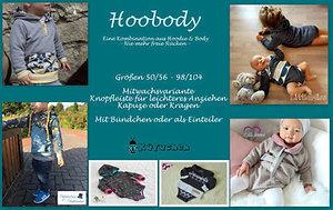 Hoobody 50/56 - 98/104