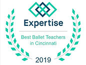 2019 best ballet teachers in cincinnati.