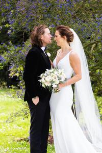Jo's Combe Lodge wedding