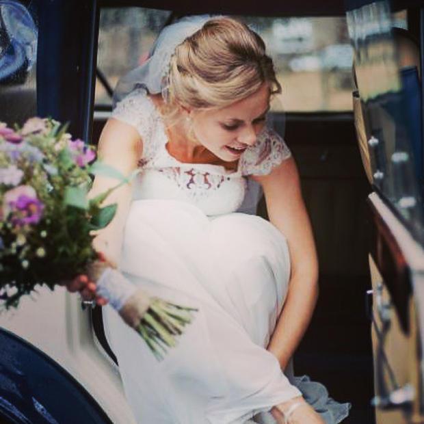 Chloe's Seymours Court wedding