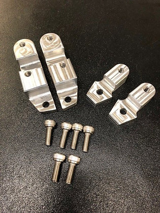 """Victory Vision 21"""" Fender Relocation Brackets"""