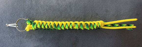 Yellow Sporty Green Freedom Rope