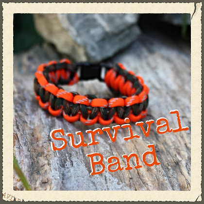Survival Band by Repunga