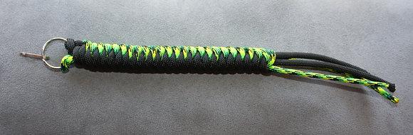 Black Sporty Green Freedom Rope